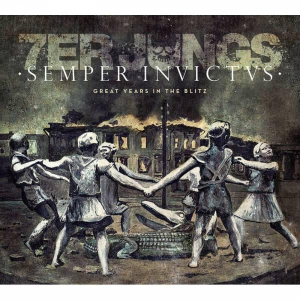 7er Jungs - Semper Invictus, DoCD Digipack