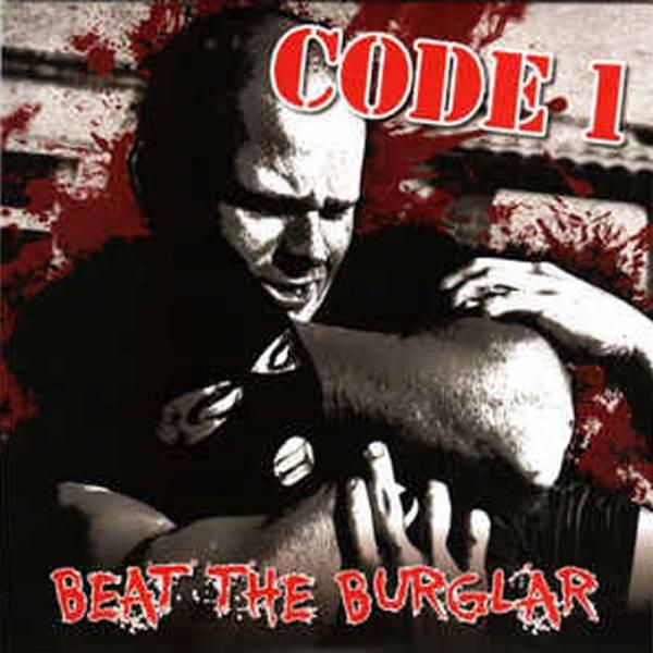 "Code 1 - Beat the burglar, 7"" lim. verschiedene Farben"
