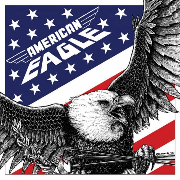 American Eagle - Dto., CD Digipack