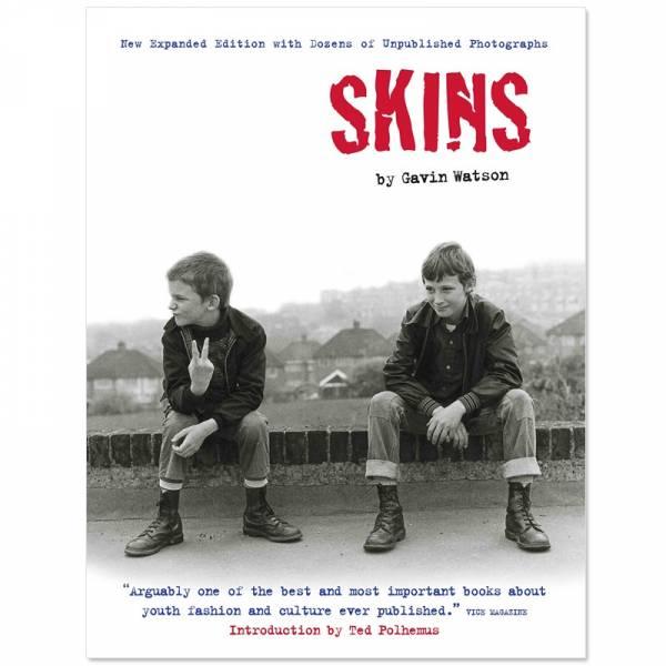 SKINS (Gavin Watson), Fotobuch