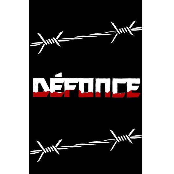 Défonce - s/t, lim. 50 Kassette / Tape
