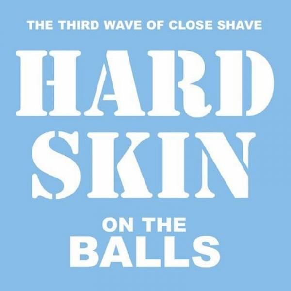Hard Skin - On the balls, LP