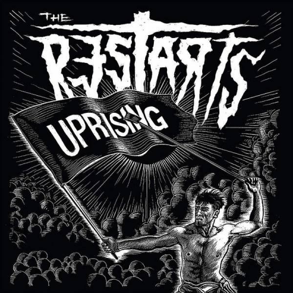 Restarts, The - Uprising, LP 180g schwarz