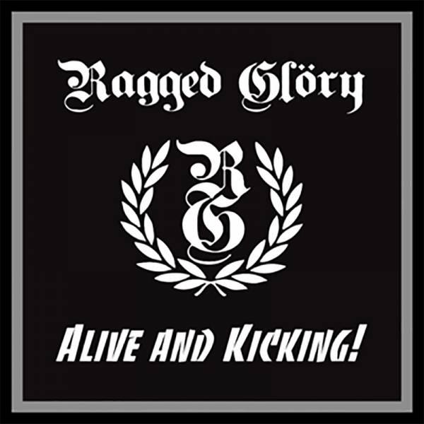 Ragged Glöry - Alive & kicking, LP lim. 400, verschiedene Farben