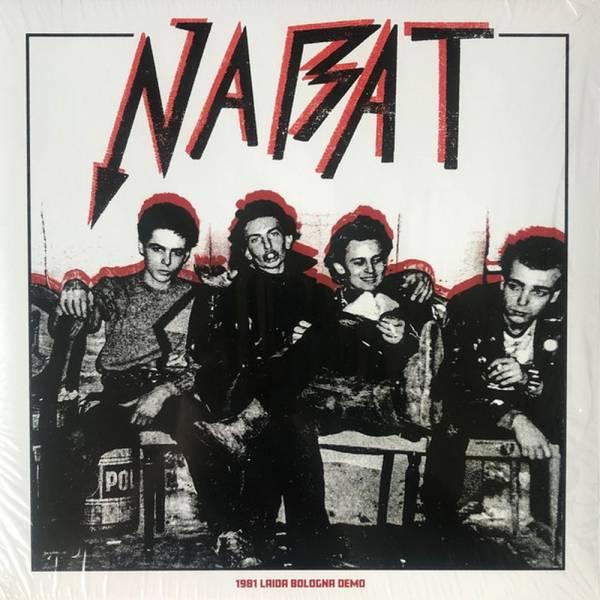 Nabat - 1981 Demo, LP lim. 1000 schwarz