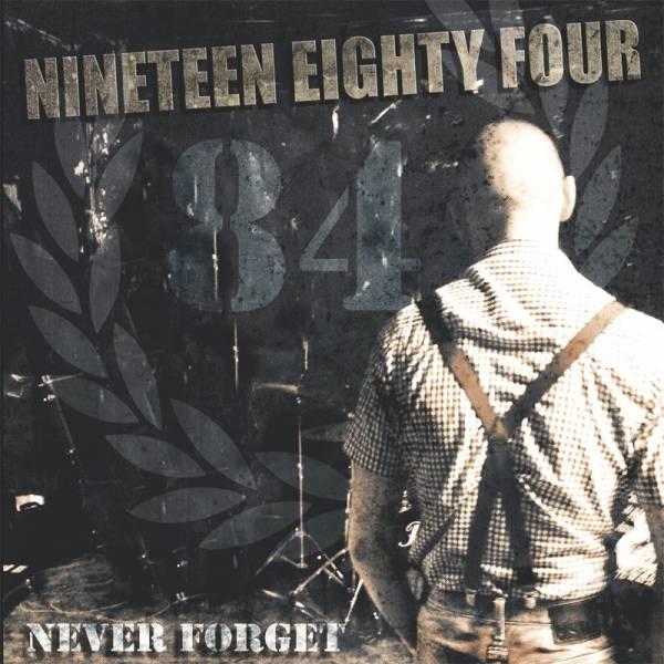 Nineteeneightyfour - Never Forget, CD-Digipack 1984