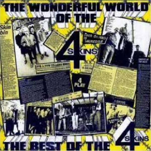 4 Skins, The - The Wonderful world of the 4 Skins, CD Digipack