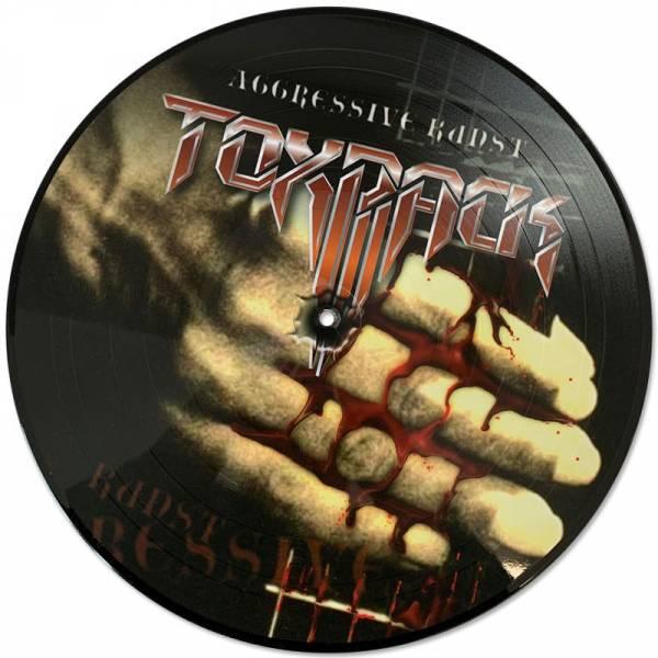 Toxpack - Aggressive Kunst, LP Picture lim. 500