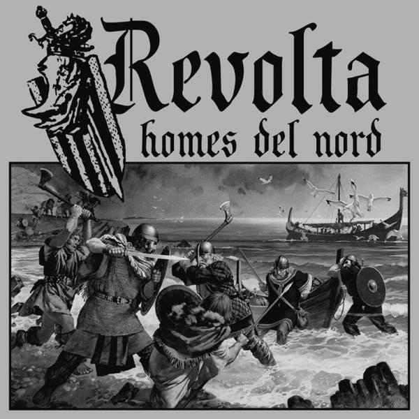 "Revolta - Homes del nord, 7"" schwarz lim. 300"