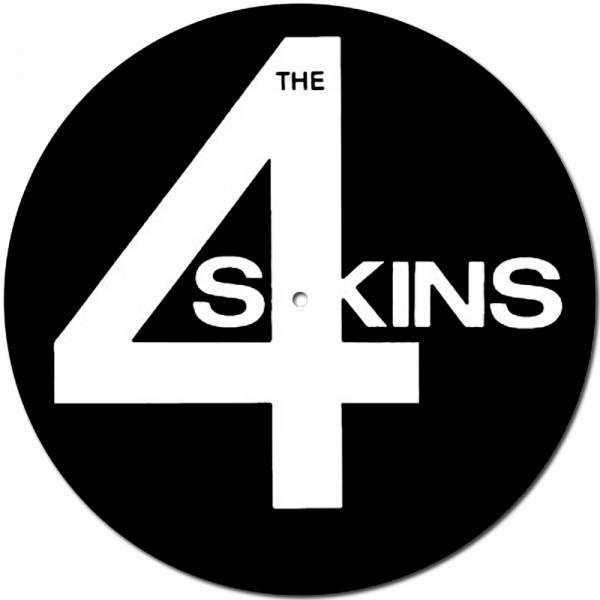 4 Skins, The - Logo, Slipmat