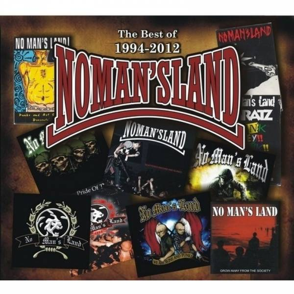 No Man's Land - The Best of 1994 - 2012, CD
