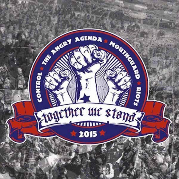 V/A together we stand, 7'' schwarz