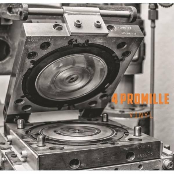 4 Promille - Vinyl, 7'' lim. verschiedene Farben
