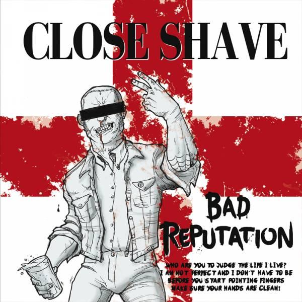 Close Shave - Bad Reputation, LP lim. 333, verschiedene Farben