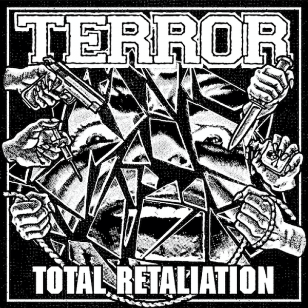 Terror - Total Retaliation, CD