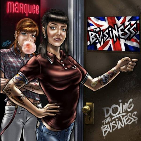 Business, The - Doing the business, CD