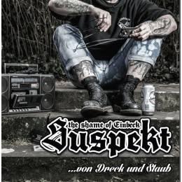 Suspekt - Von Dreck und Staub, CD
