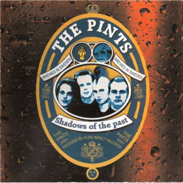 Pints, The - Shadows of the past, CD