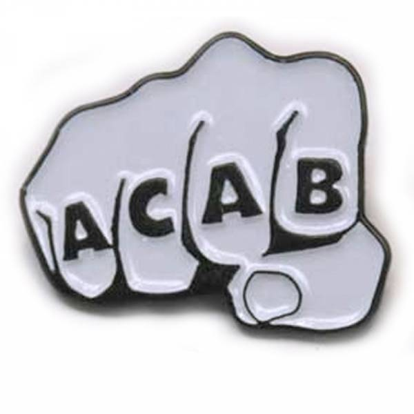 A.C.A.B. - Faust, Pin