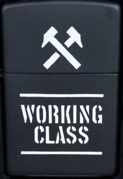 Working Class - Sturmfeuerzeug original ZIPPO