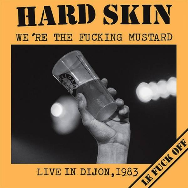 Hard Skin - We're the fucking mustard, Lp schwarz