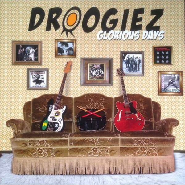 Droogiez - Glorious Days, CD