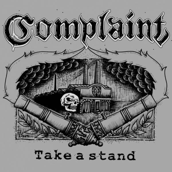 Complaint - Take a stand, Digipack