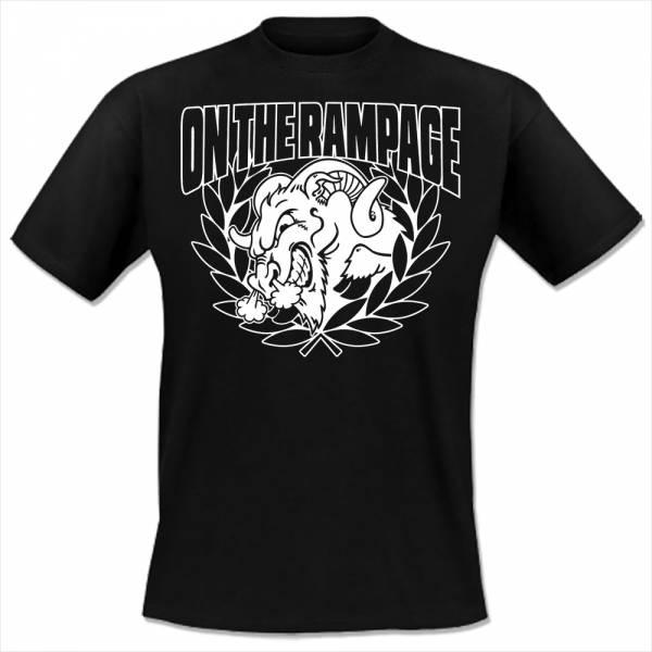 On the Rampage - Capricorn, T-Shirt schwarz