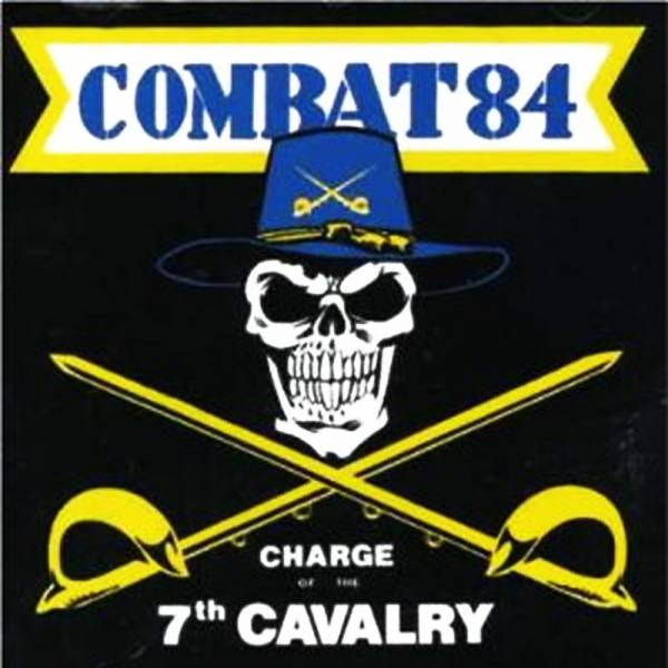 Combat 84 - Charge of the 7th cavalry, LP verschiedene Farben