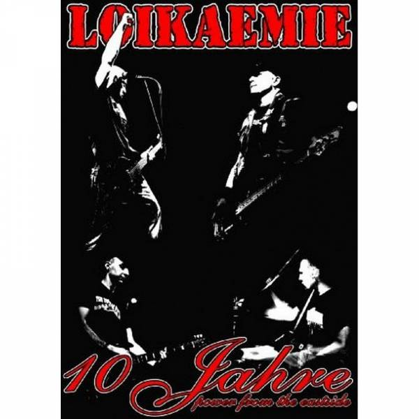Loikaemie - 10 Jahre Power from the eastside, DVD + CD