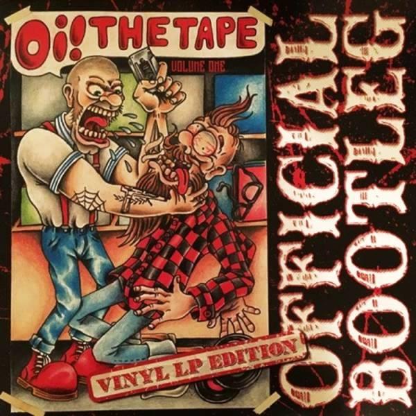 V/A Oi! the Tape - Volume 1, LP schwarz