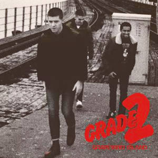 Grade 2 - Graveyard Island, CD