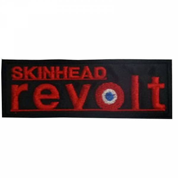 Skinhead Revolt, Aufnäher
