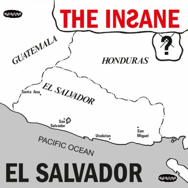"""Insane, The - El Salvador, 7"""" versch. Farben"""