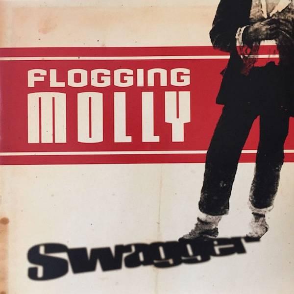 Flogging Molly - Swagger, LP schwarz