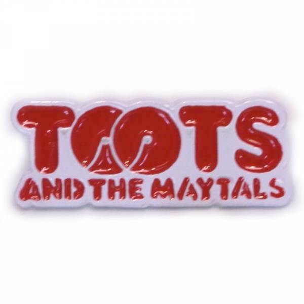 Toots & the Maytals - Logo, Pin