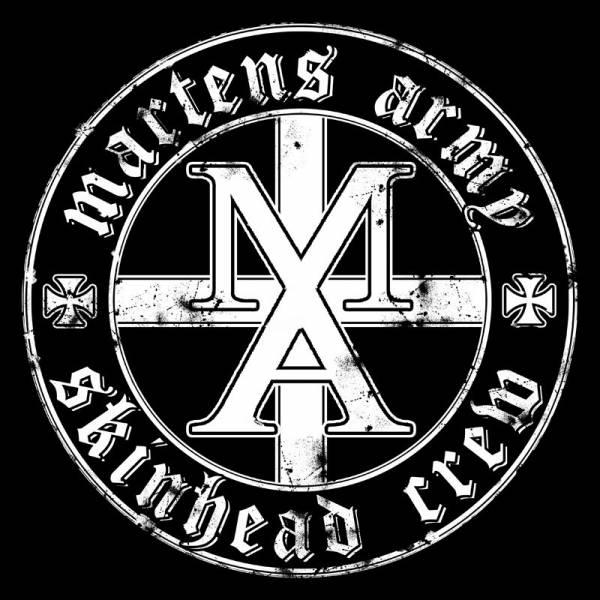 """Martens Army - M.A.S.C., 7"""" verschiedene Farben"""