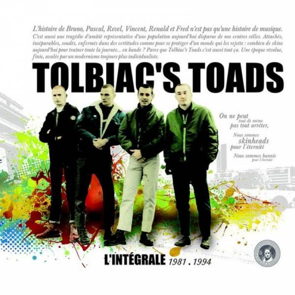Tolbiac's Toads - L'integrale, CD Digibook