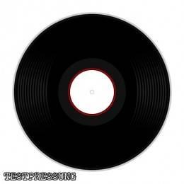 Pride, The - Life After, LP Testpressung lim. 10 mit Spezialcover