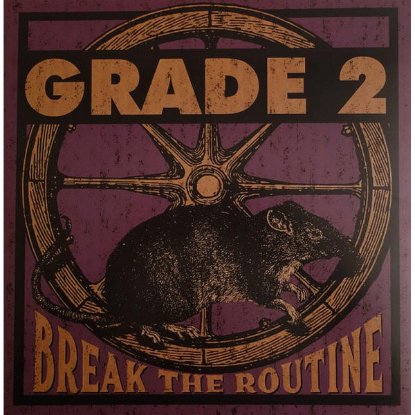 Grade 2 - Break the routine, CD 2. Pressung