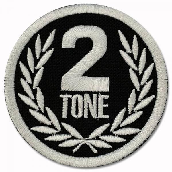 2 Tone - Laurel, Aufnäher