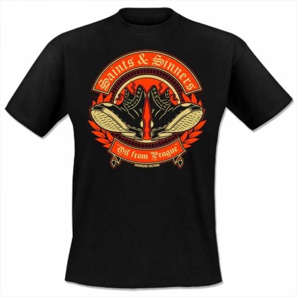 Saints & Sinners - Boots, T-Shirt