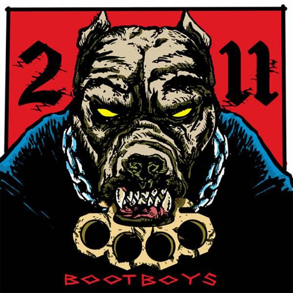 V/A 211 - Bootboy Compilation, CD