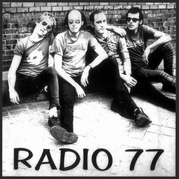 Radio 77 - Terrorismo juvenil, LP lim. 500 schwarz