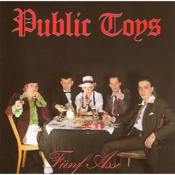 Public Toys - Fünf Asse, CD