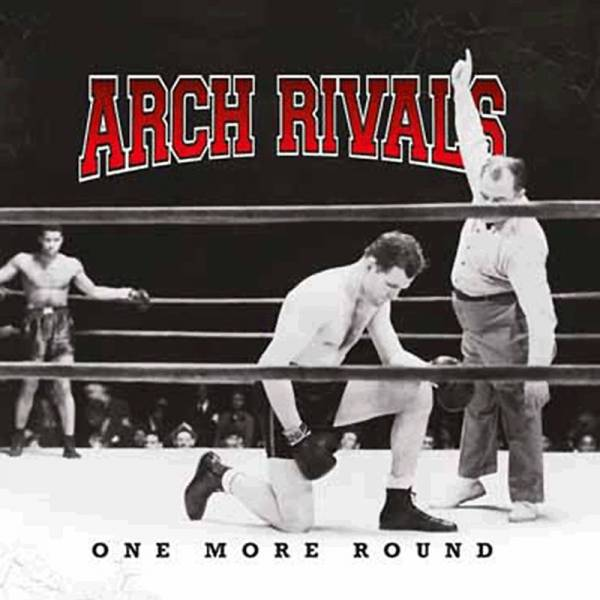 Arch Rivals - One more round, CD