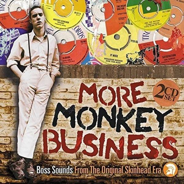 V/A More Monkey Business - Trojan Records Vol. 2, DoCd