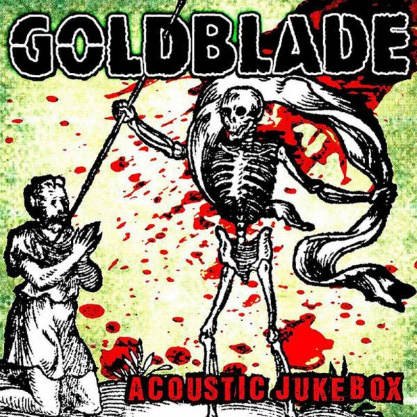 Goldblade - Acoustic Jukebox, CD Digipack