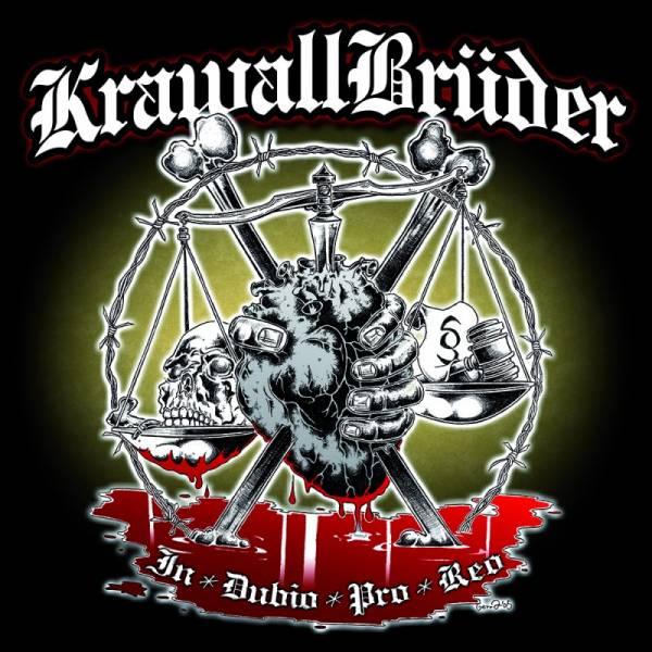 KrawallBrüder - In dubio pro reo, CD