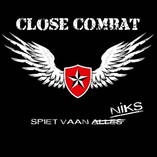 Close Combat - Spiet vaan niks , CD Digipack